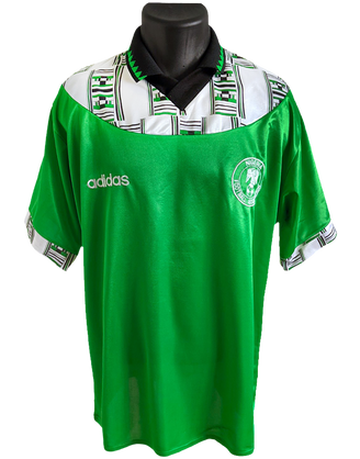 Nigeria 1994/95