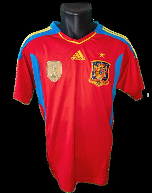 Spain 2011/12 Home