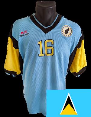 St. Lucia MW Alvin Xavier