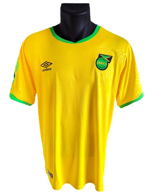Jamaica 2019/20 Home