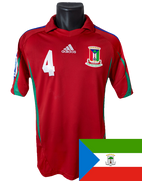 Equatorial Guinea ♀ MP Carolina