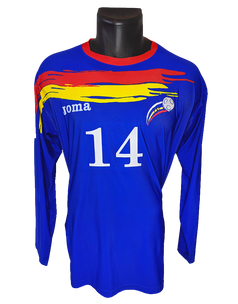 Andorra 2006/07 Matchworn    Gabi Riera