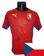 Czech Republic 2014/16