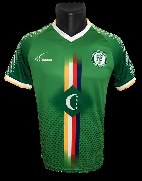 Comoros 2018/19 Home