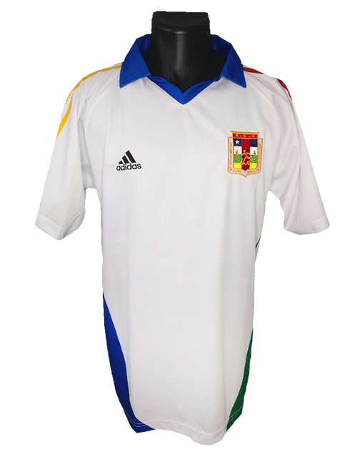 Central African Republic 2010/11 Away