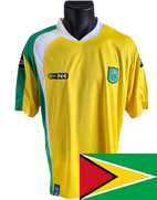 Guyana 2011/13