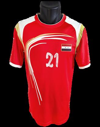 Syria 2013/19 Matchworn Hamid Mido