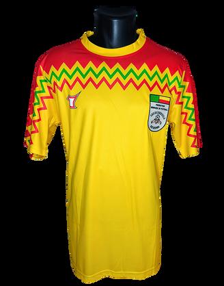 Benin 2016/17 Home