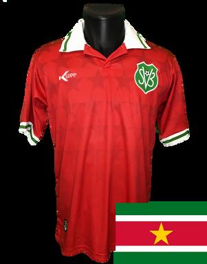 Suriname 2015/16