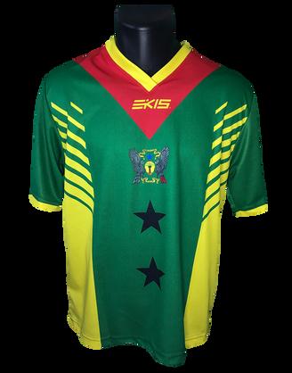 São Tomé & Príncipe 2018/19 Away