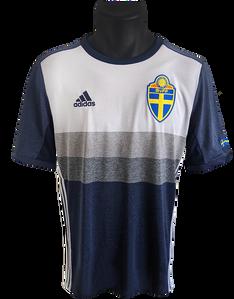 Sweden 2016/18 Away
