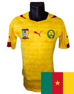 Cameroon 2014/15