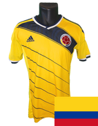 Colombia 2014/16