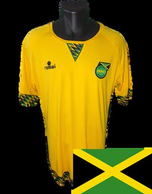 Jamaica 2015/17