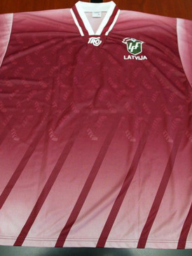 Latvia 🇱🇻 (Old shirts)