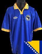 Bosnia & Herzegovina 2001/03