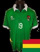 Bolivia 2012/14