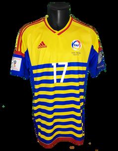 Andorra 2016/17 Matchprepared Victor Moreira