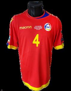 Andorra 2018/20 Matchworn Marc Rebés