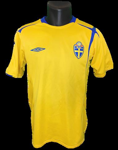 Sweden 2006/07 Home