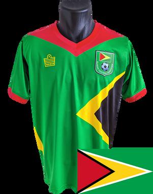 Guyana 2015/18