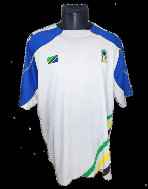 Tanzania 2010 Away