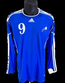 Andorra 2010/12 Away Matchworn