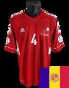 Andorra MW Óscar Sonejee
