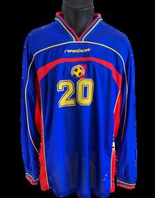 Andorra 2001 Matchprepared