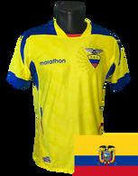 Ecuador 2014/15