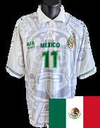 Mexico MW Cuauhtémoc Blanco