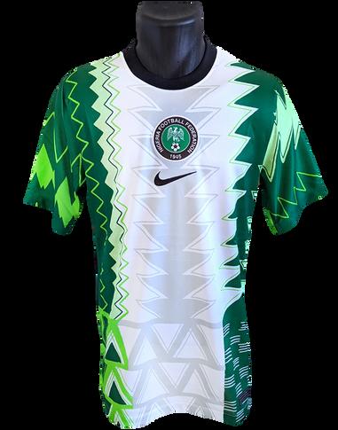Nigeria 2020/21 Home