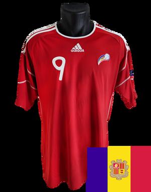 Andorra MW Sebastián Gómez