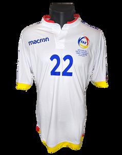 Andorra 2018/20 Matchprepared Albert Alavedra