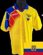 Ecuador 1996/98