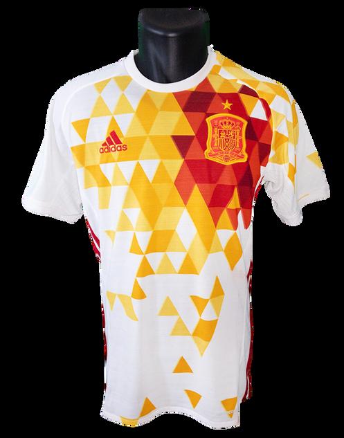 Spain 2016/17 Away