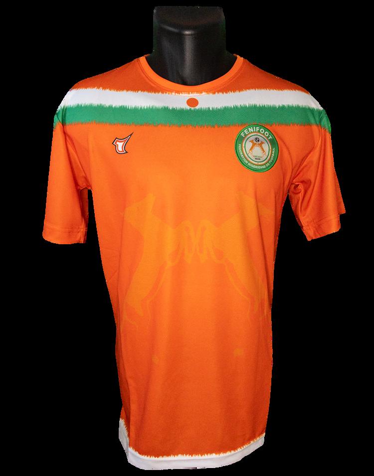 Niger 2016/18 Away