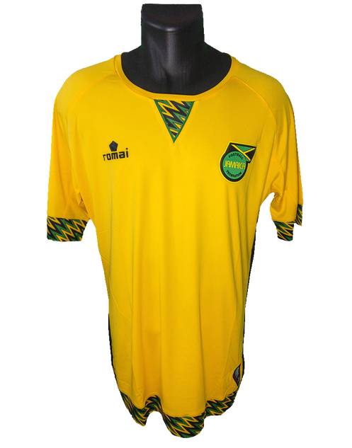 Jamaica 2015/17 Home