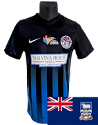 Falkland Islands MW Michael Betts