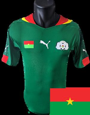 Burkina Faso 2014/15