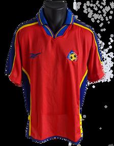Andorra 1999/00 (?) Matchworn