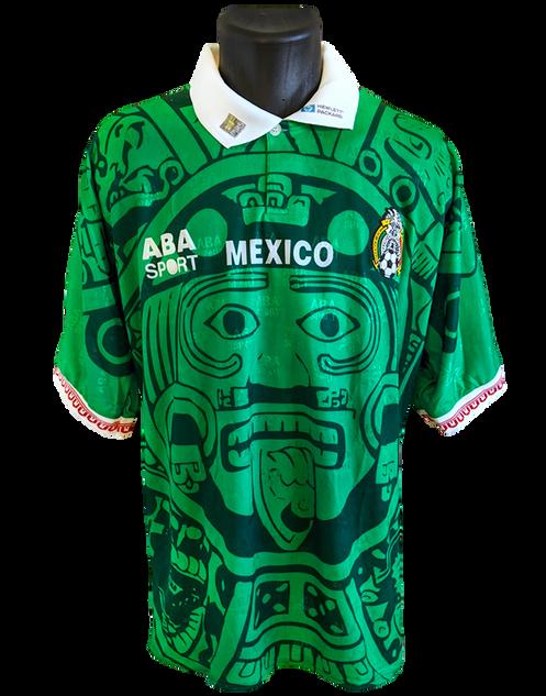 Mexico 1996/98 Home
