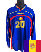 Andorra MP 2001