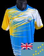 Tuvalu 2017 (Warm-Up Shirt)