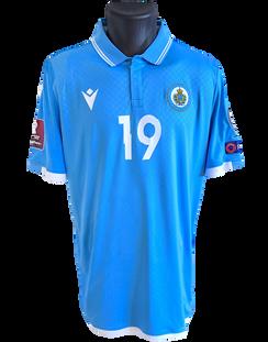 2020/22 Home Matchprepared Nicola Nanni