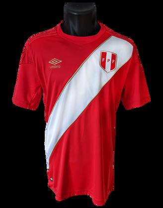 Peru 2018/19 Away