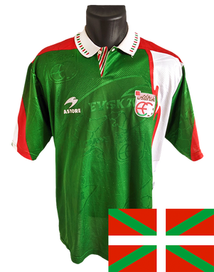 Basque Country 1994/95