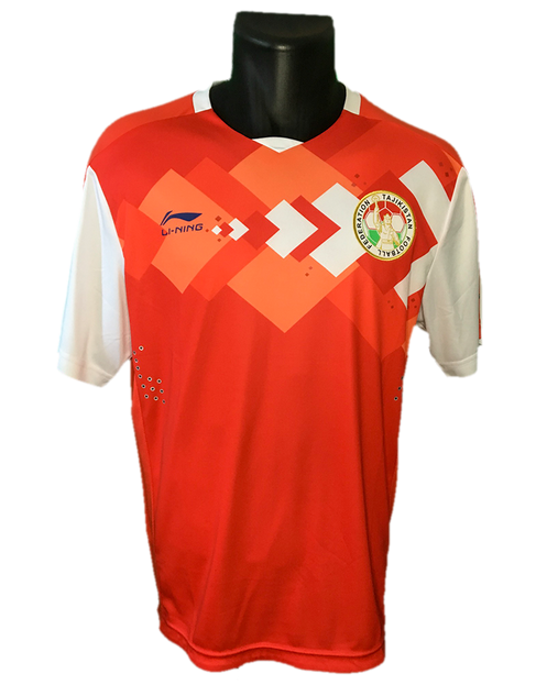 Tajikistan 2018/20 Away