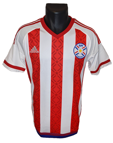 Paraguay 2014/18 Home