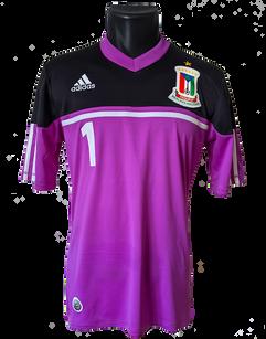 Equatorial Guinea ♀ 2012 Matchprepared Mariana